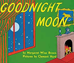 Book cover for Goodnight Moon
