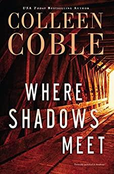 Book cover for Where Shadows Meet: A Romantic Suspense Novel