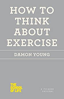 Book cover for How to Think about Exercise