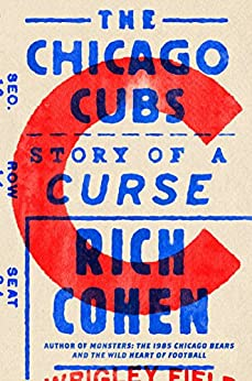 Book cover for The Chicago Cubs: Story of a Curse