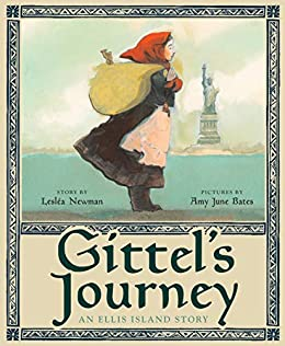 Book cover for Gittel's Journey: An Ellis Island Story