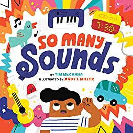 Book cover for So Many Sounds
