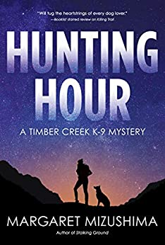 Book cover for Hunting Hour (Timber Creek K-9 Series #3)