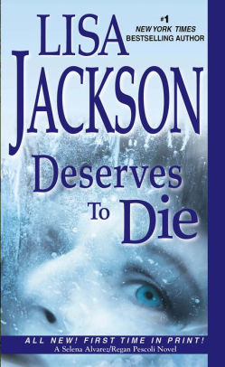 Book cover for Deserves To Die