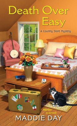 Book cover for Death Over Easy (Country Store Mystery Series #5)