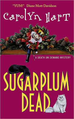 Book cover for Sugarplum Dead (Death on Demand Series #12)