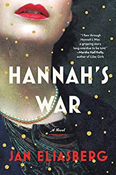 Book cover for Hannah's War