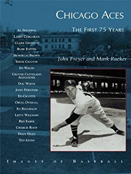 Book cover for Chicago Aces: The First 75 Years