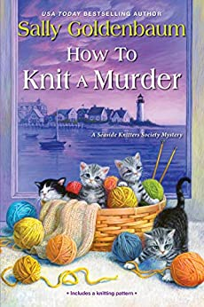 Book cover for How to Knit a Murder (Seaside Knitters Mystery Series #13)