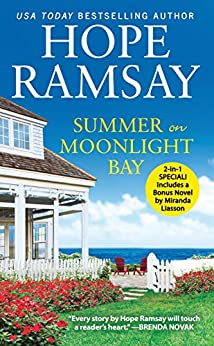 Book cover for Summer on Moonlight Bay: Two full books for the price of one
