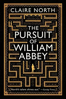 Book cover for The Pursuit of William Abbey