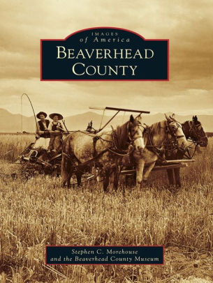 Book cover for Beaverhead County