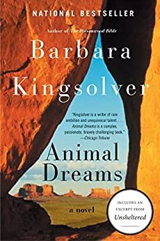 Book cover for Animal Dreams