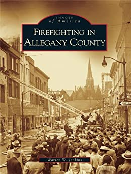 Book cover for Firefighting in Allegany County