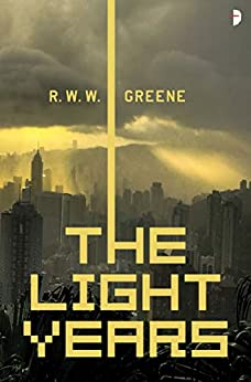 Book cover for The Light Years