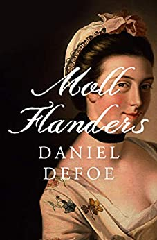 Book cover for Moll Flanders