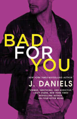 Book cover for Bad for You