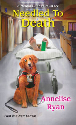 Book cover for Needled to Death