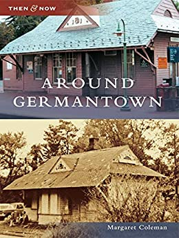 Book cover for Around Germantown