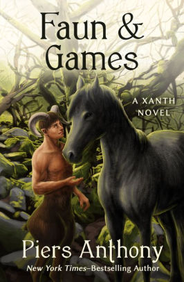 Book cover for Faun & Games