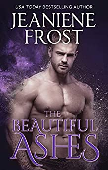 Book cover for The Beautiful Ashes (Broken Destiny Series #1)