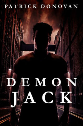 Book cover for Demon Jack