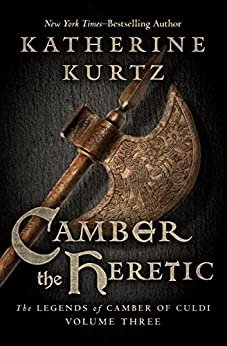 Book cover for Camber the Heretic (Legends of Camber Series #3)