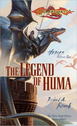 Book cover for The Legend of Huma