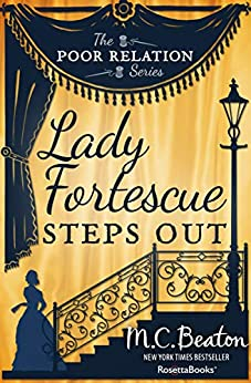 Book cover for Lady Fortescue Steps Out