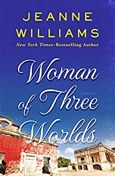 Book cover for Woman of Three Worlds