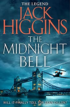 Book cover for The Midnight Bell (Sean Dillon Series #22)