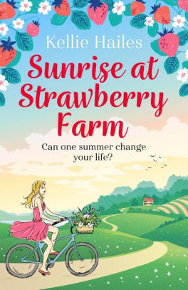 Book cover for Sunrise at Strawberry Farm