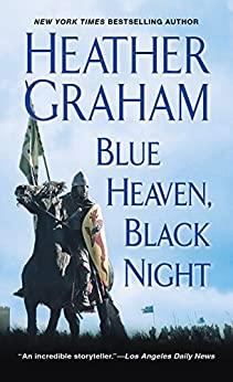 Book cover for Blue Heaven, Black Night