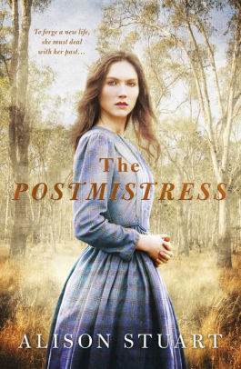 Book cover for The Postmistress
