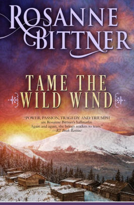 Book cover for Tame the Wild Wind