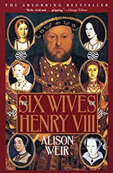 Book cover for The Six Wives of Henry VIII