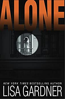 Book cover for Alone (Detective D. D. Warren Series #1)