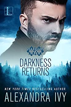 Book cover for Darkness Returns: A Paranormal Vampire Romance