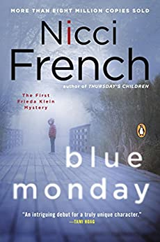 Book cover for Blue Monday (Frieda Klein Series #1)
