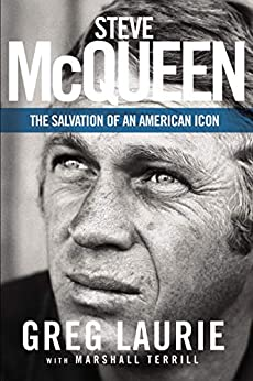Book cover for Steve McQueen: The Salvation of an American Icon