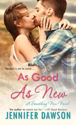 Book cover for As Good As New
