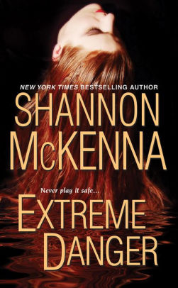 Book cover for Extreme Danger