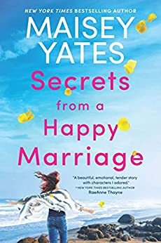Book cover for Secrets from a Happy Marriage: A Novel