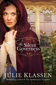 Book cover for The Silent Governess