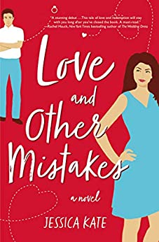 Book cover for Love and Other Mistakes