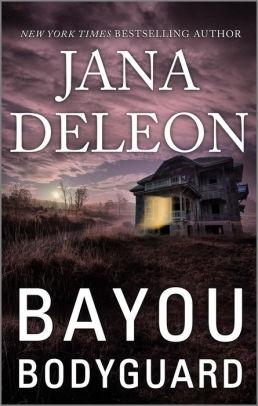 Book cover for Bayou Bodyguard