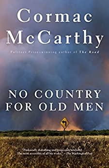 Book cover for No Country for Old Men