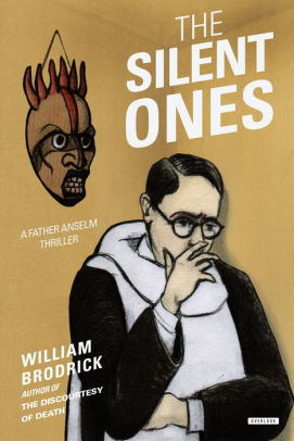 Book cover for The Silent Ones: A Father Anselm Thriller