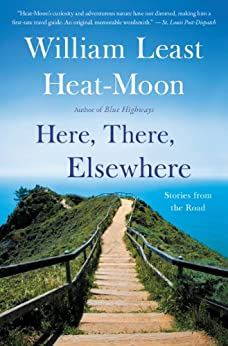 Book cover for Here, There, Elsewhere: Stories from the Road