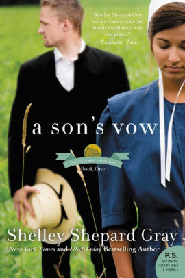 Book cover for A Son's Vow (Charmed Amish Life Series #1)